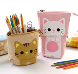 Trousse Chat <br> Rose