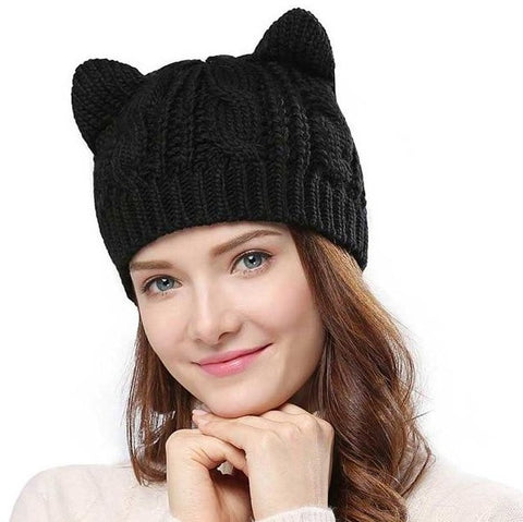 Bonnet Oreille de Chat