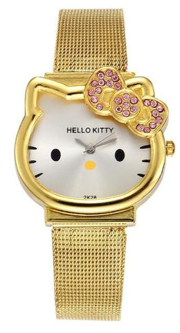 Montre Chat Hello Kitty