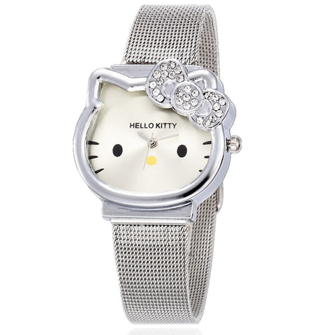 Montre Chat <br> Hello Kitty