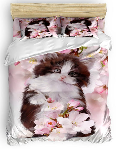 Couette Chat 3D