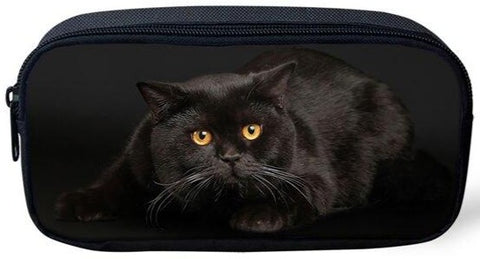 Trousse Chat British Shorthair