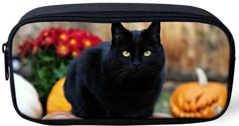 Trousse Chat Halloween
