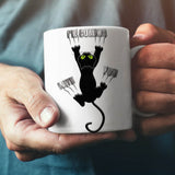 Mug Chat <br> Drôle de Chat