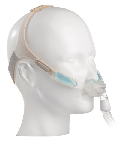Nuance & Nuance Pro Nasal Pillow CPAP Mask with Gel Nasal Pillows