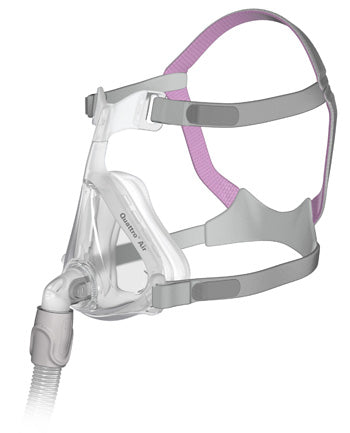 Quattro™ Air For Her Full Face Mask with Headgear