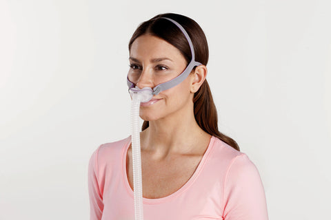 AirFit™ P10 For Her Nasal Pillow CPAP Mask with Headgear