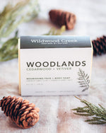 All Natural Handmade Soap - Woodlands