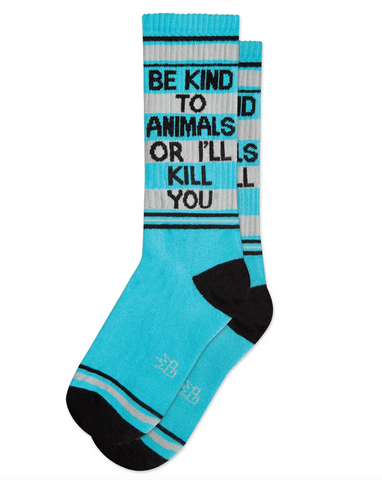 Animal Lover Gym Socks