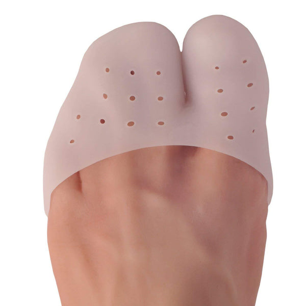 Dr. Frederick's Original Toe Protector Metatarsal Pads -- 2 Pieces - for Toe Pain and Metatarsal Pain
