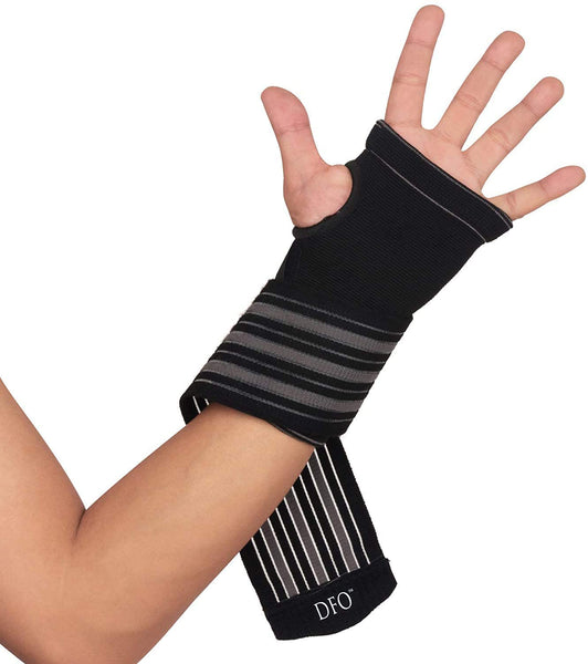 Dr. Frederick's Original Pressure Perfect Wrist Brace System - for Wrist Pain