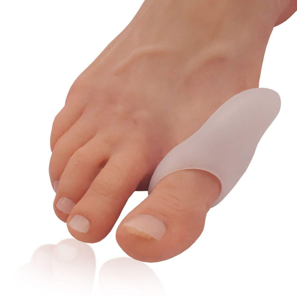 Dr. Frederick's Original Low-Profile Bunion Cushion Set -- 2 Pieces - for Targeted Cushioning of Bunions