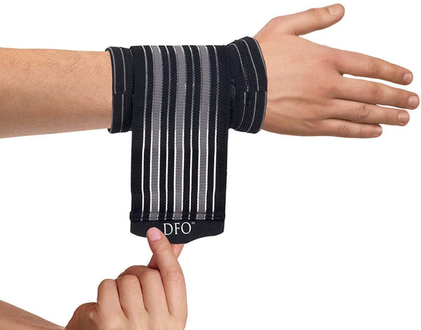 Dr. Frederick's Original Pressure Perfect Wrist Wrap System - for Wrist Pain