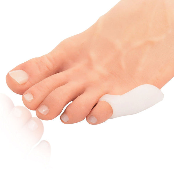 Dr. Frederick's Original Tailor's Bunion Pads -- 4 Pieces - for Low Profile Tailor's Bunion Cushioning