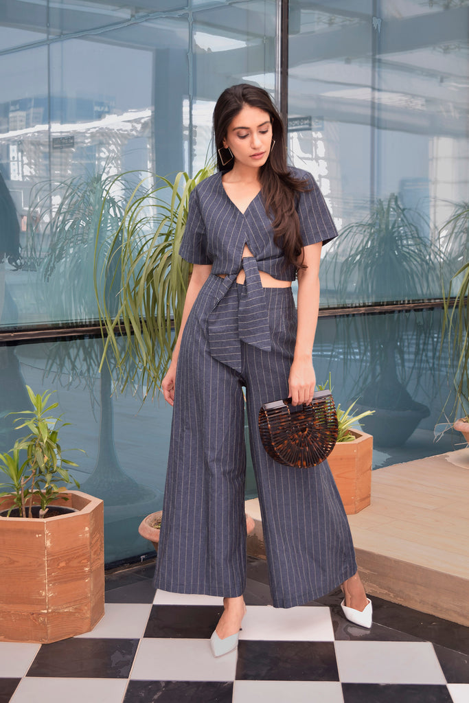 Denim Co-Ord Set