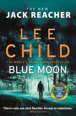 #4. Blue Moon by Lee Child