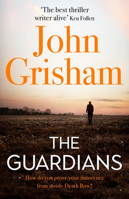#9. The Guardians by John Grisham