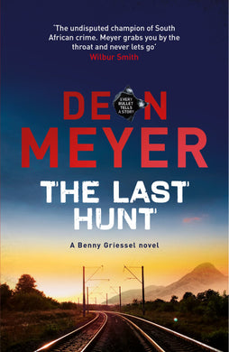#3. The Last Hunt by Deon Meyer