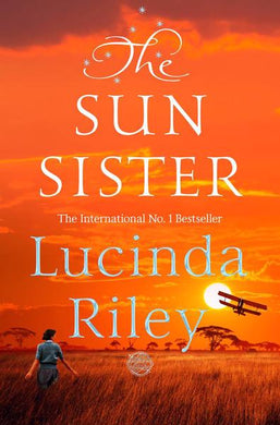 #2. The Sun Sister by Lucinda Riley