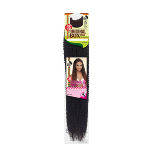 3S ORIGINAL BOX BRAID INDIVIDUAL (MEDIUM) 20""