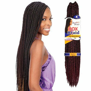 Freetress Long Medium Box Braid