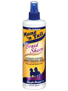 Mane n Tail Braid Sheen Spray