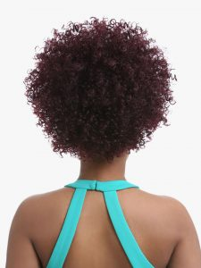 "INSTANT PONY NATURAL AFRO 10""   2                        5"