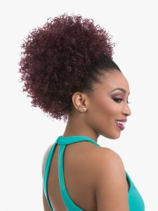 INSTANT PONY NATURAL AFRO 10