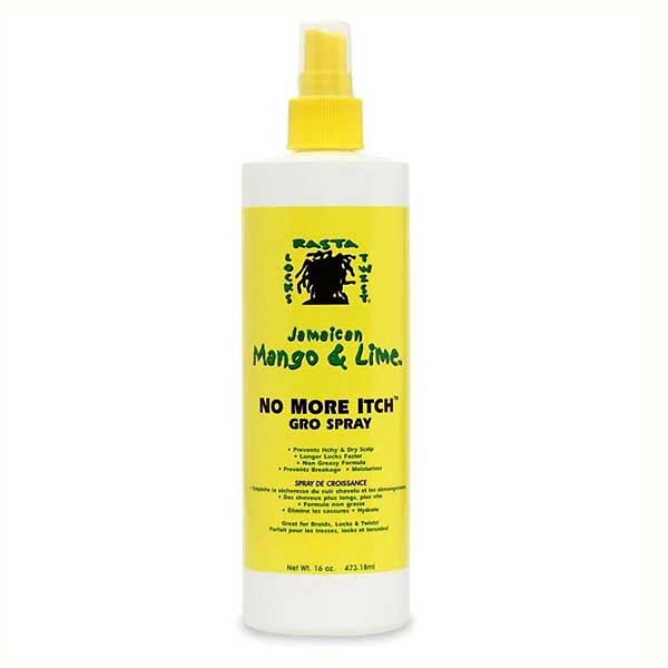 Jamaican Mango Lime No More Itch Spray