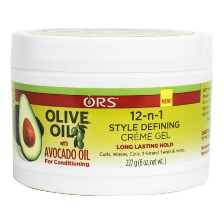 Ors Avocado Oil12-N-1 Style Defining Cream Gel