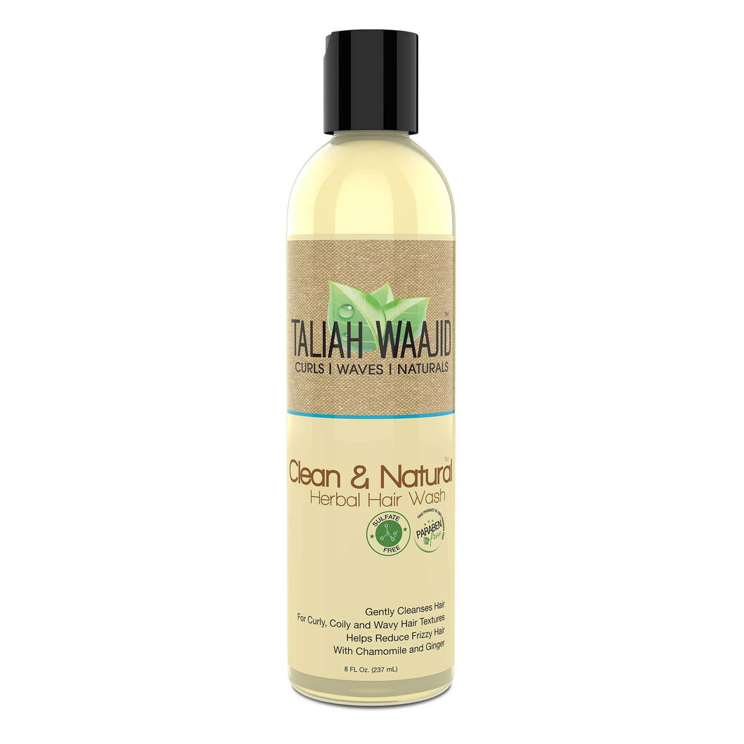 Taliah Waajid Clean & Natural Herbal Hair Wash