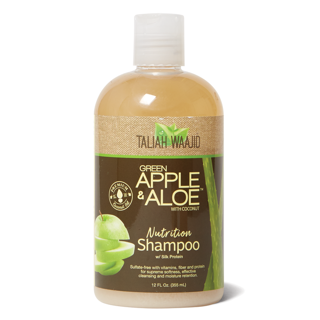 Taliah Waajid Apple Aloe With Coconut Shampoo