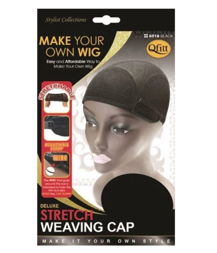 M&M Headgear Deluze Stretch Weaving Cap