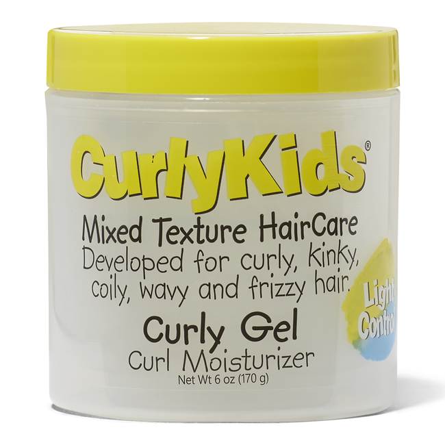 Curly Kids Gel Mosturizer