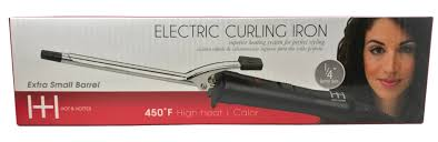 ANNIE H&H ELECTRIC CURLING IRON
