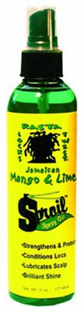 Jamaican Mango & Lime Sproil Spray Oil