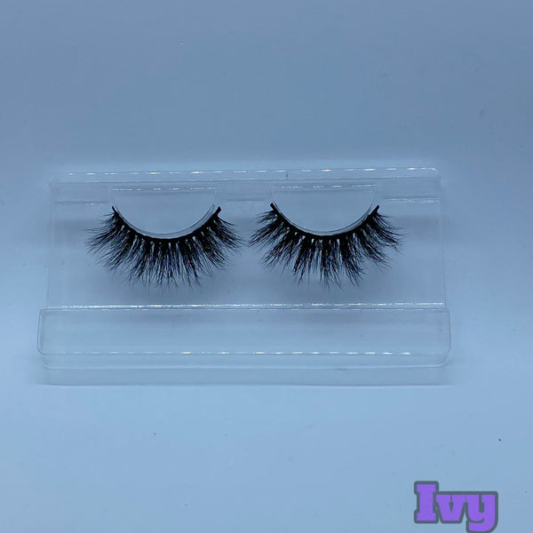3D Mink Ivy Lashes (18mm)