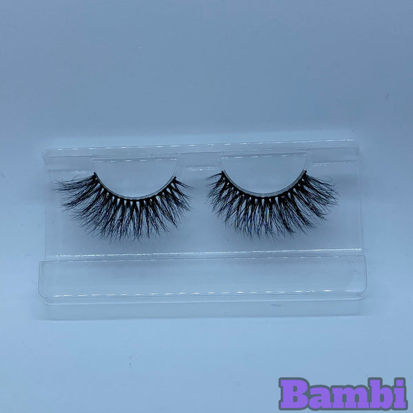 Mink Bambi Lashes (18mm)