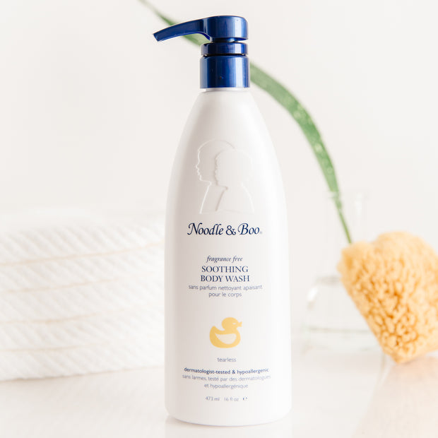 Eczema Care - Soothing Body Wash