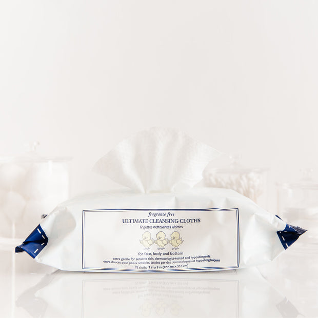 Eczema Care - Ultimate Cleansing Cloths
