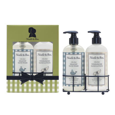 Hand Wash & Lotion Caddy Set