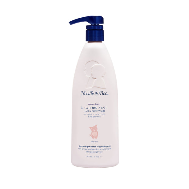 Newborn 2-in-1 Hair & Body Wash