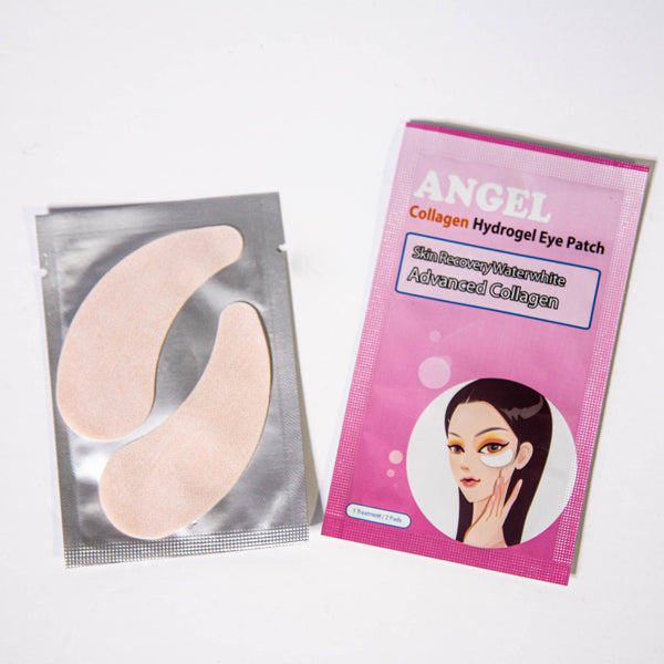 Pink Collagen Eye Pads