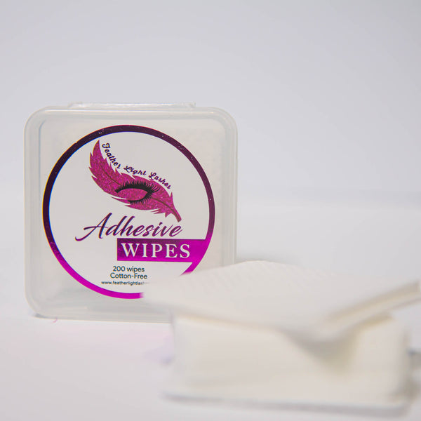 Adhesive Wipes