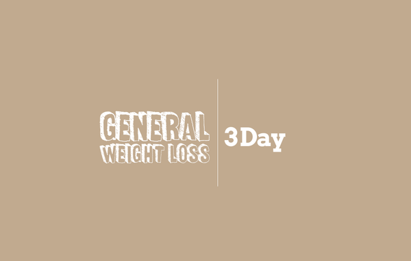 3 Day | General Weight Loss