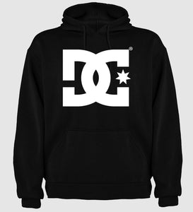 SWEATSHIRT HOOD TYPE DC SHOES SKATEBOARDING MAN WOMAN CHILD PLUSH