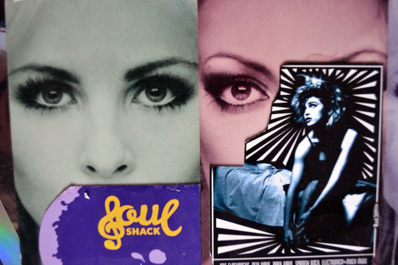 Cover Me: Vinyl Sleeves and the Pop Music Scene