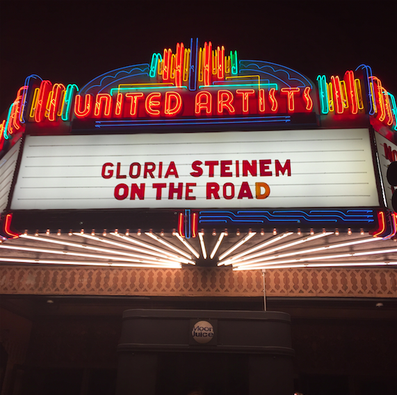 My Life On The Road With Gloria Steinem
