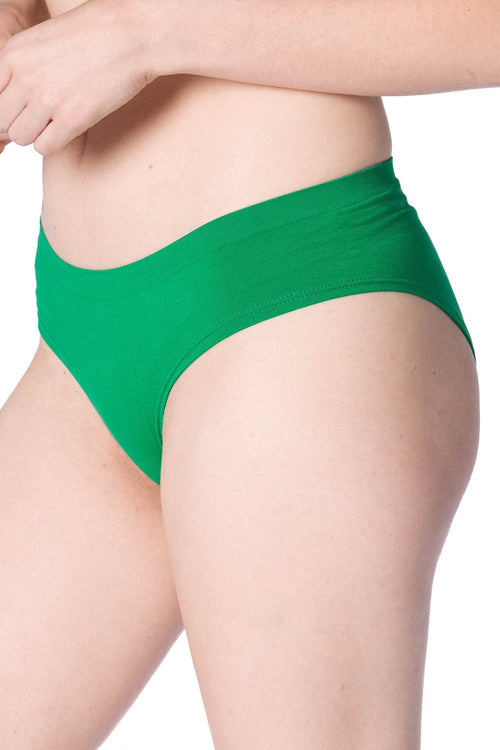 green hipster panty