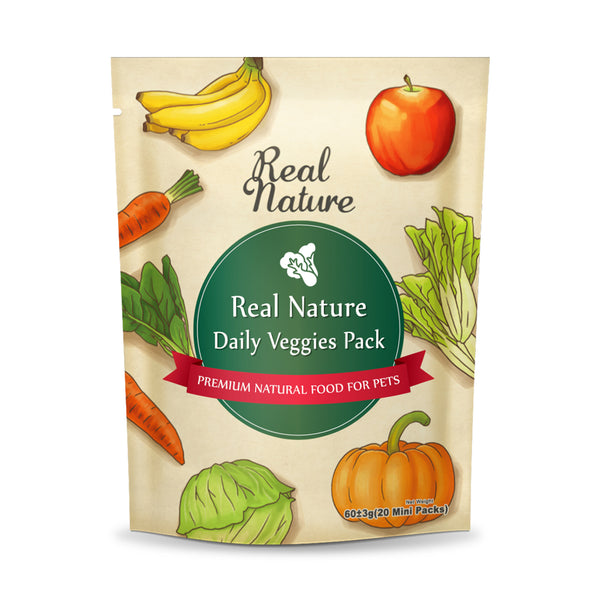 Real Nature Freeze-dried Veggies